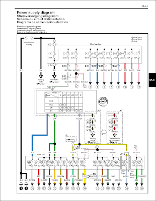 2000 Suzuki Grand Vitara Front Suspension Diagram furthermore Lista  pleta De Diagramas De Vehiculos Desde 1979 2007 further Suzuki Aerio Starter Relay Location together with T9078603 Need wiring diagram xt125 any1 help further Mercury Motor Sales And Service. on grand vitara wiring diagram pdf