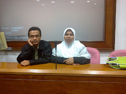 Bersama Ahmad Sabri di INGRAW 6th 2011