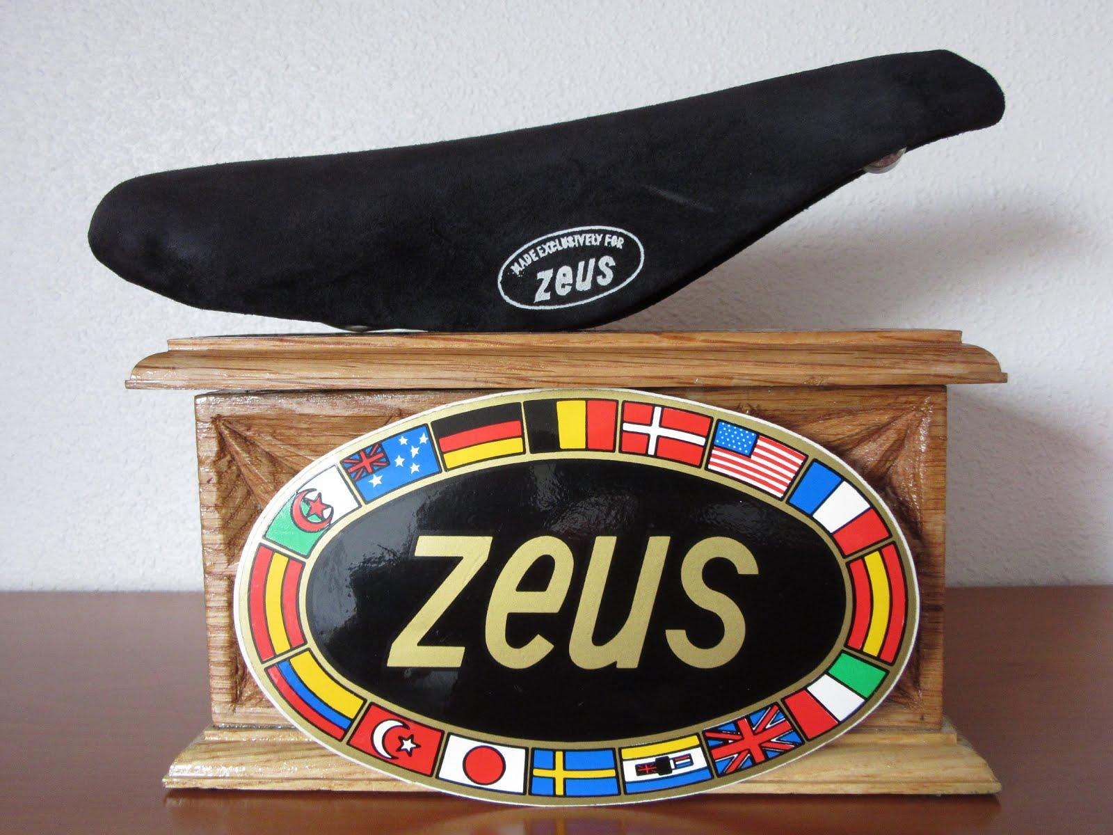 Sillin - Zeus Pista