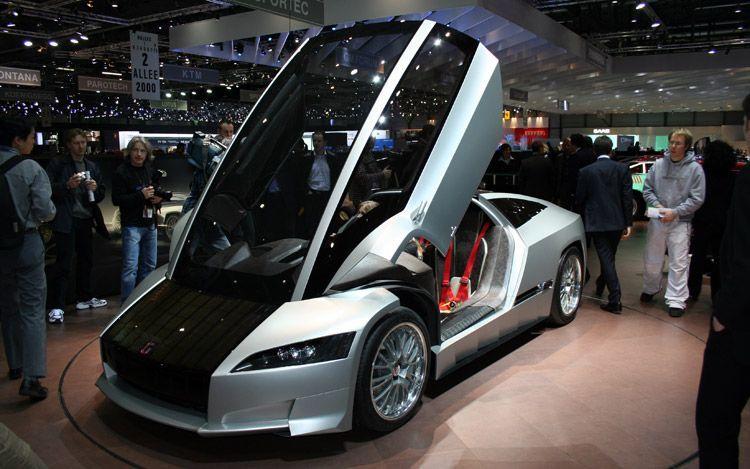 Italdesign Giugiaro Quaranta Concept Reviews Automotive Cars