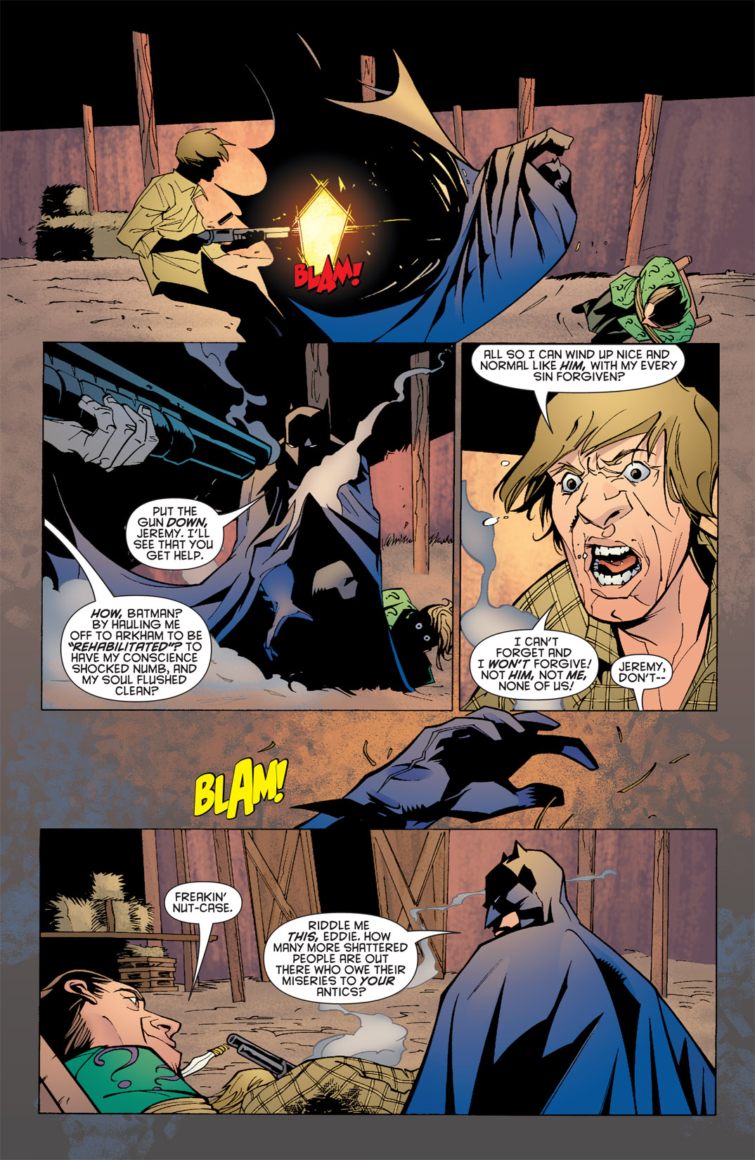 Detective Comics (1937) Issue #845 Page 22