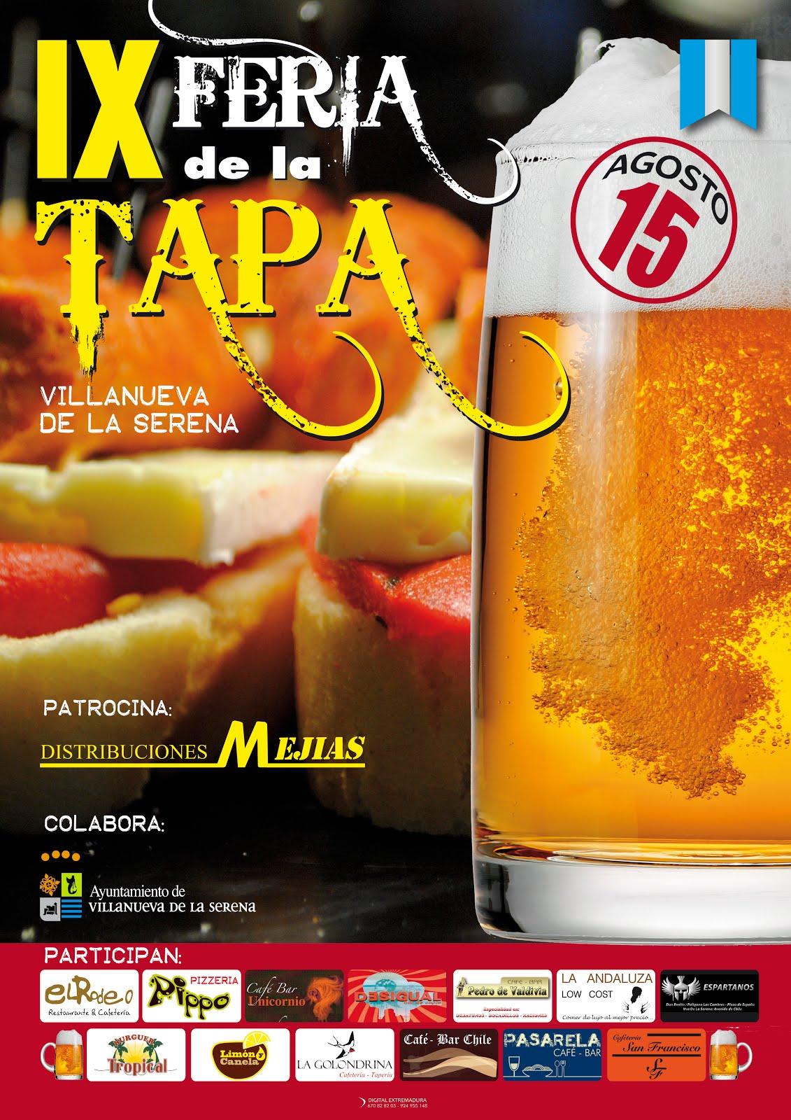 IX Feria de la Tapa