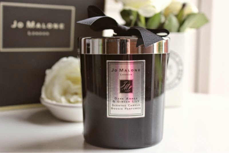 Jo Malone Intense Dark Amber and Ginger Lily Candle
