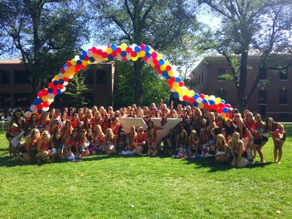 University of Nevada, recruitment weekend
