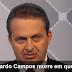 Eduardo Campos - morre em acidente aéreo o presidenciável do PSB