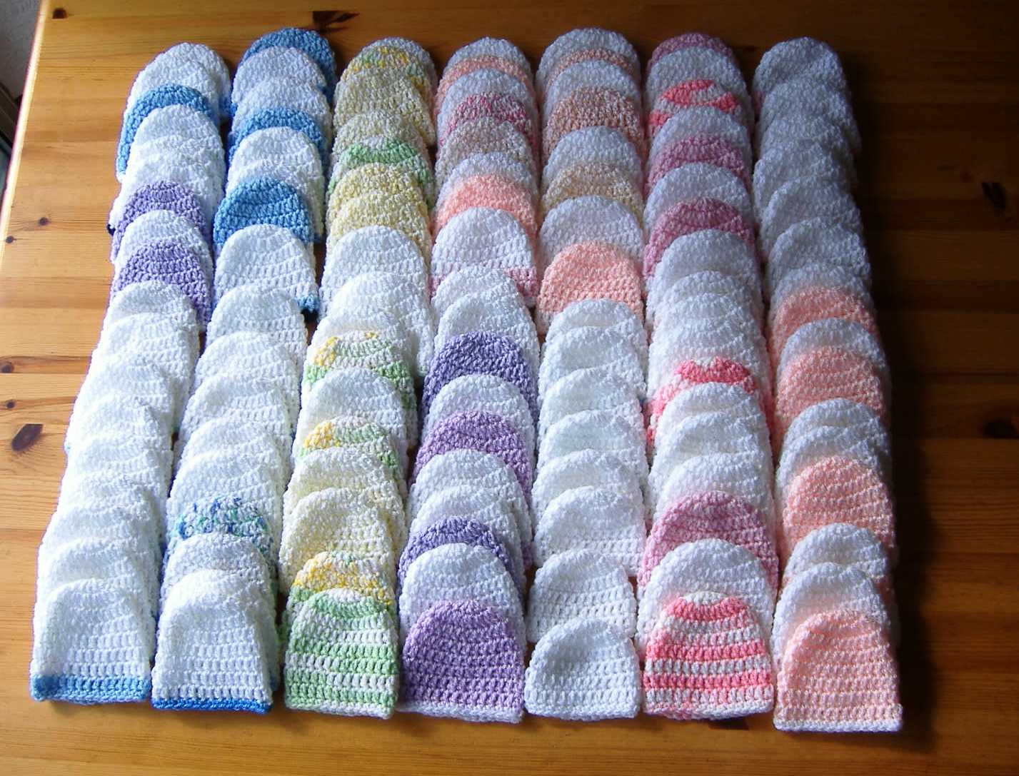 Knitting Or Crocheting For Charity : Marianna s lazy daisy days loving hands