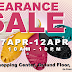 7 - 12 April 2015 Melissa and Mel clearance sale