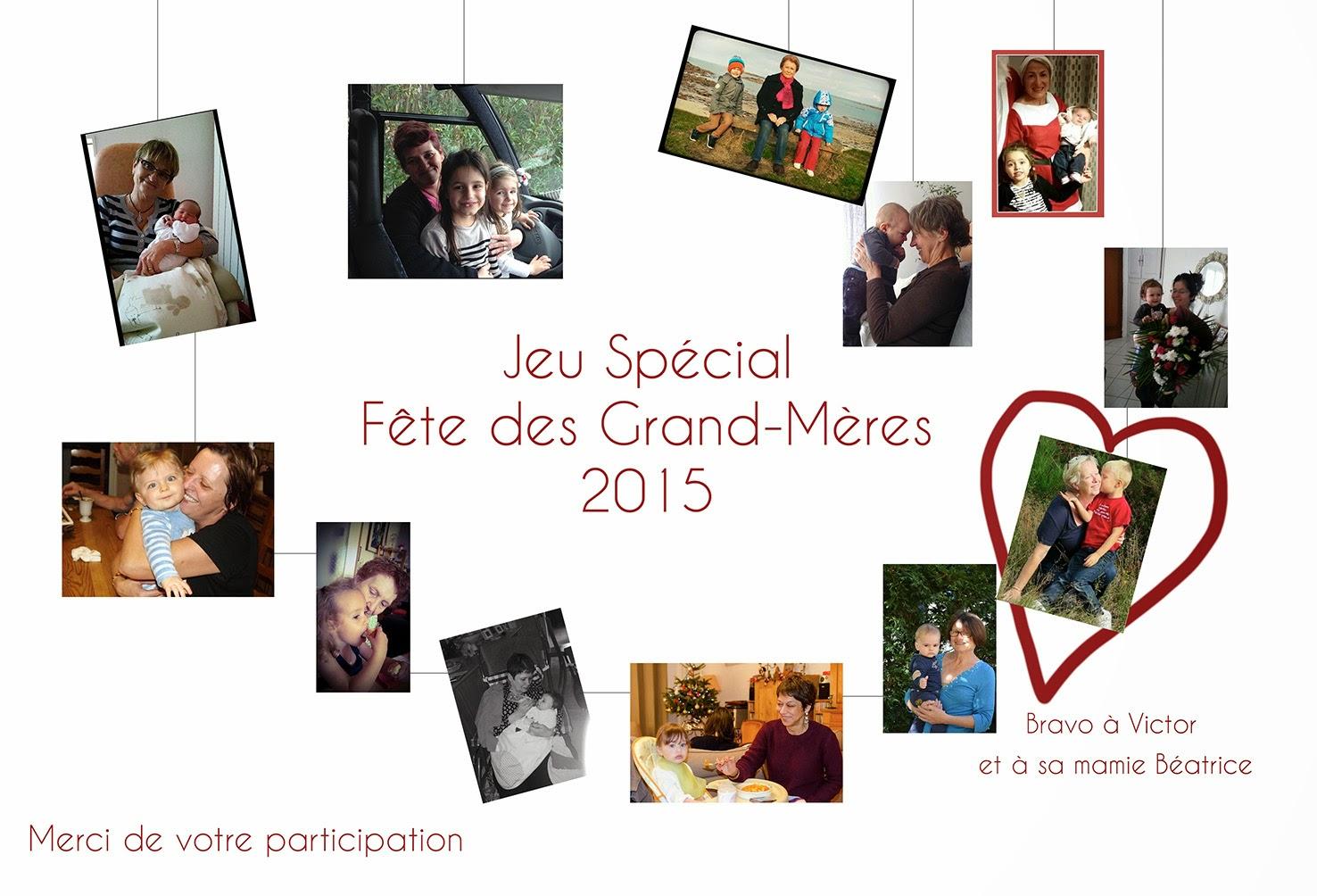 Studio de portrait par bernard audry blog r sultat de - Fete des grand meres 2015 ...