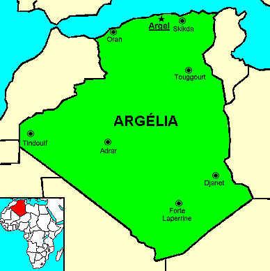 Resultado de imagem para Guerra da Argélia em 1997