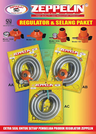 Regulator Paket ZEPPELIN