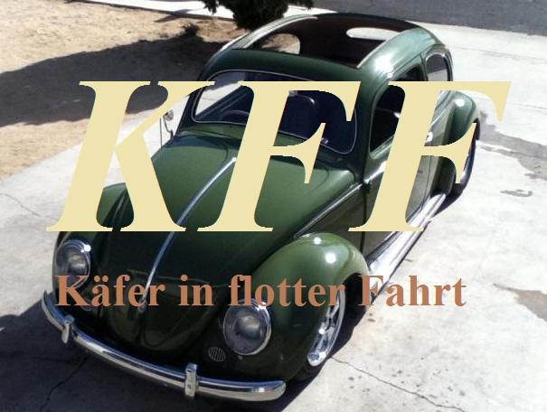 KFF - Käfer in flotter Fahrt
