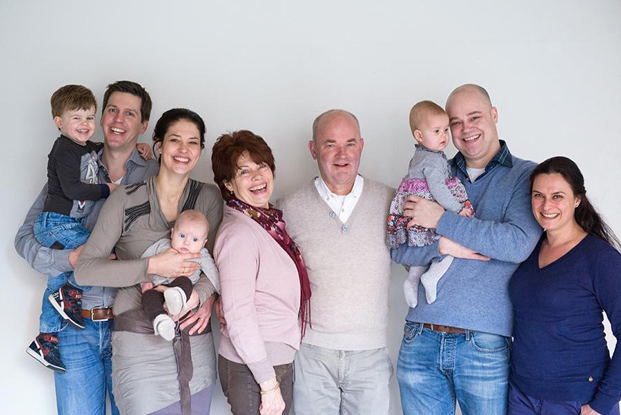 familie foto groningen