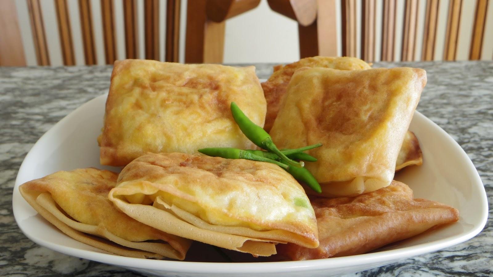 Wirausaha Kuliner: Resep Martabak Telor Paling Sederhana