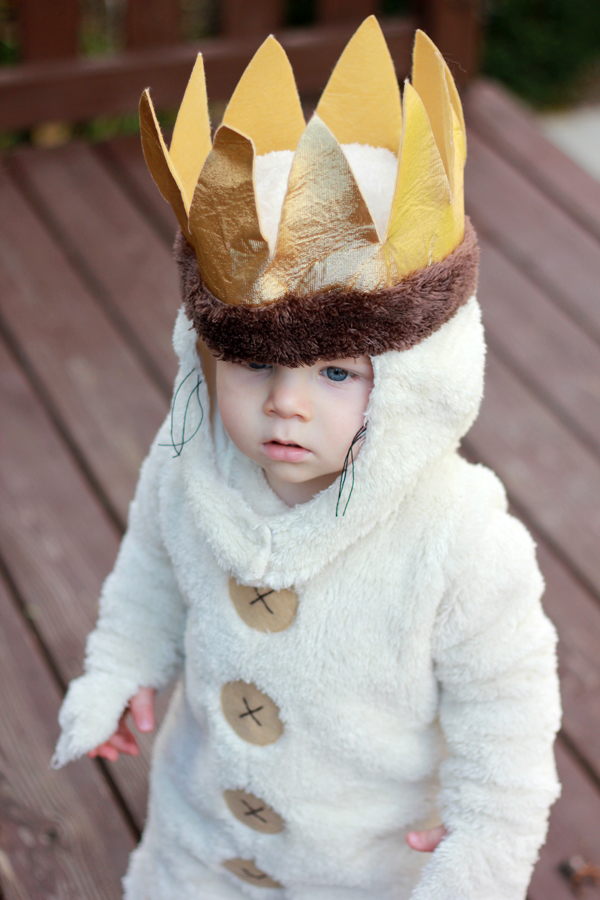 tricks treats wild things halloween - Max Halloween Costume Where The Wild Things Are