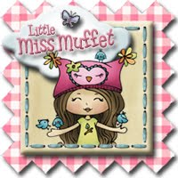 Little Miss Muffet Stamps