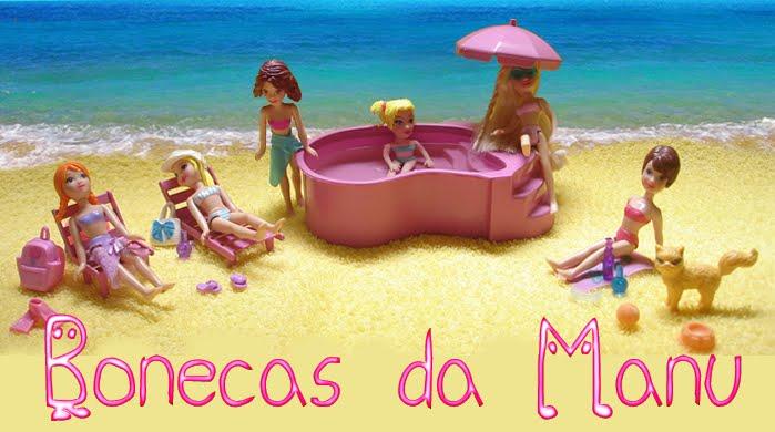 Bonecas da Manu