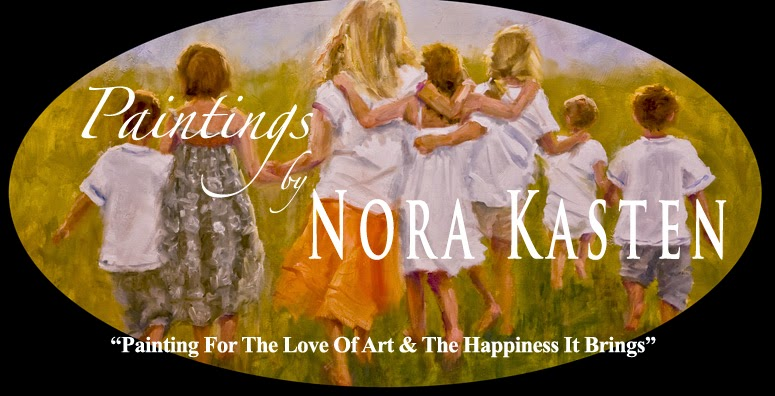 ART & SPIRIT by Artist, NORA KASTEN