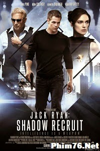 Jack Ryan: Điệp Vụ Bóng Đêm - Jack Ryan: Shadow Recruit