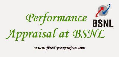 Performance Appraisal at BSNL