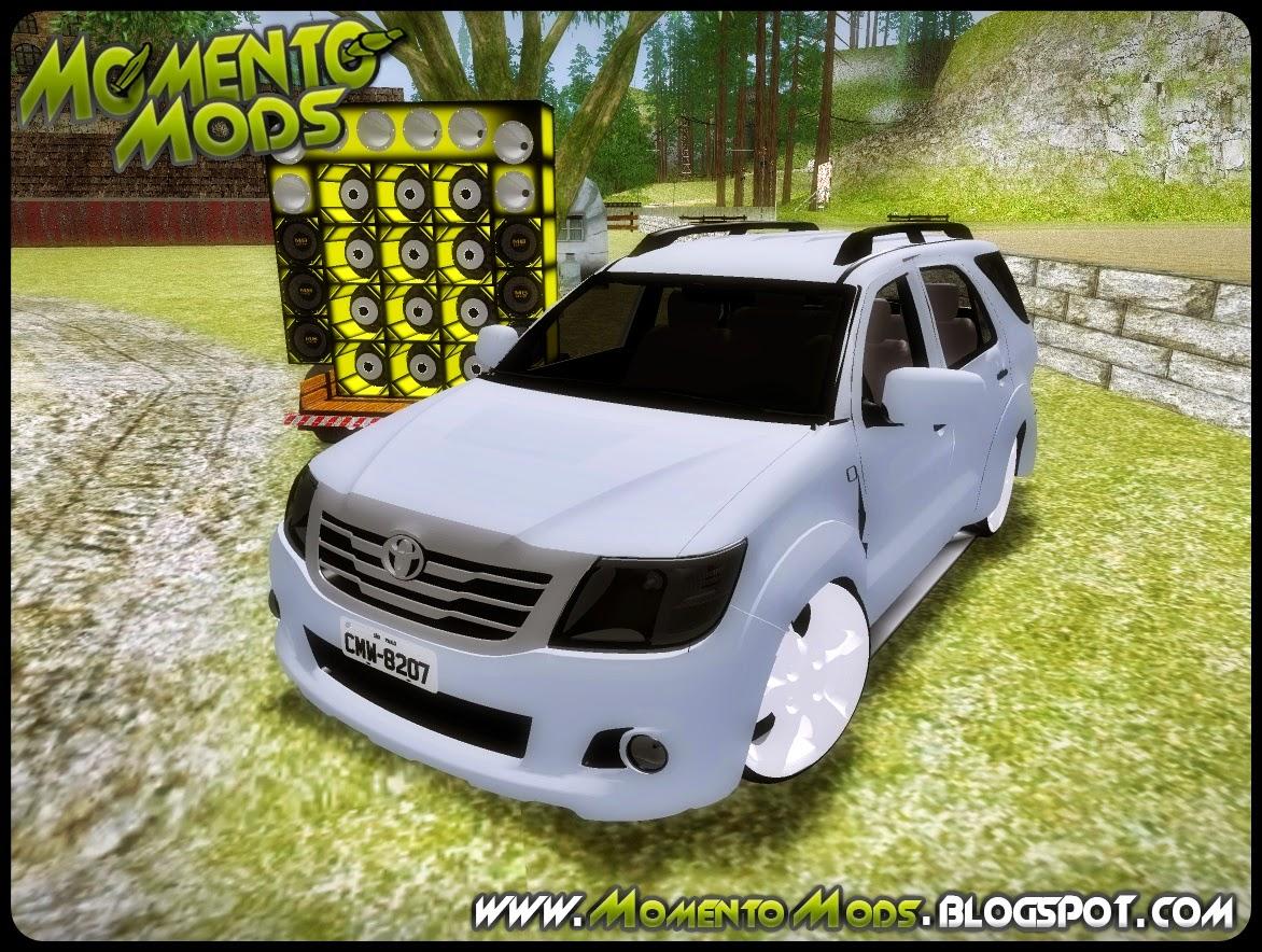 GTA SA - Hilux-Sw4 + Carretinha