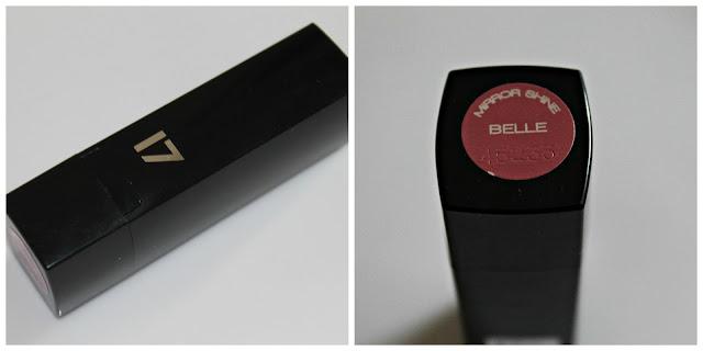 17 Mirror Shine Lipstick in belle