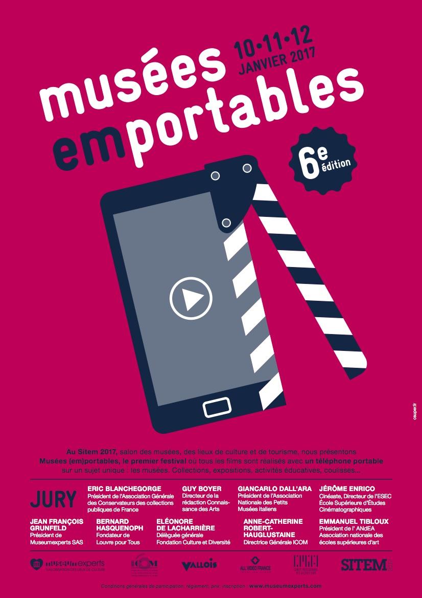 Musées (em)portables 2017