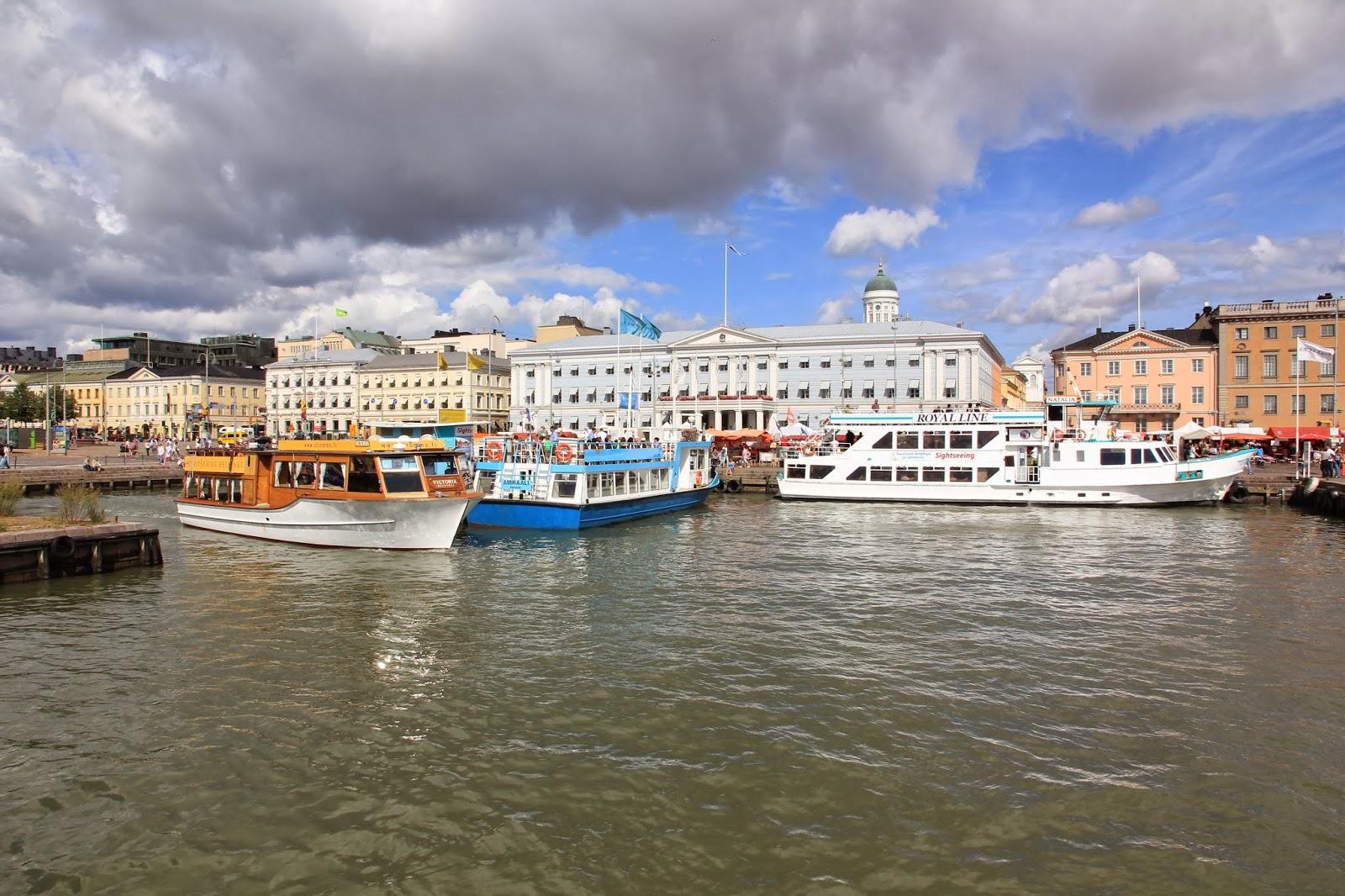 Helsinki Harbour Photo Gallery Finland