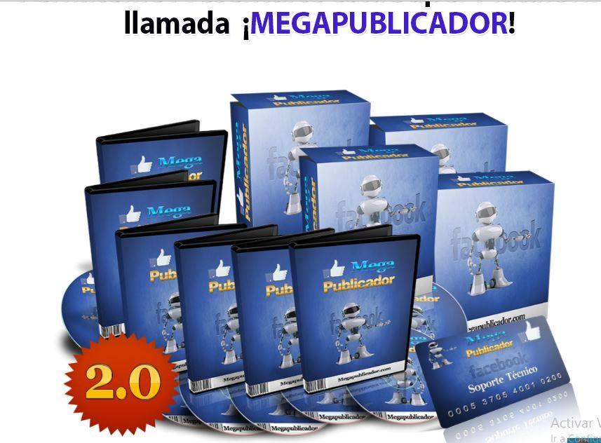 MEGA PUBLICADOR