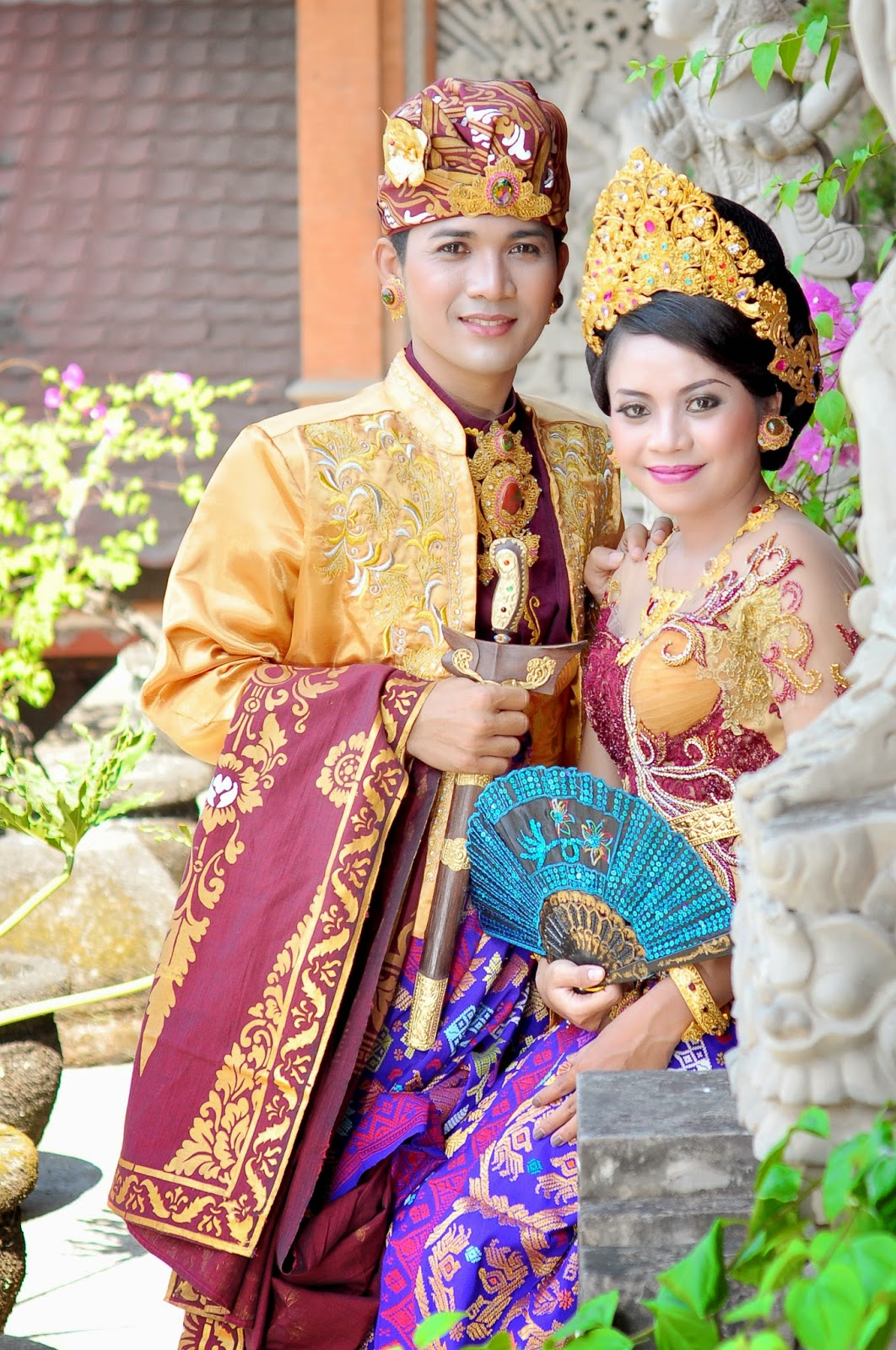 foto pre wedding outdoor di Bali