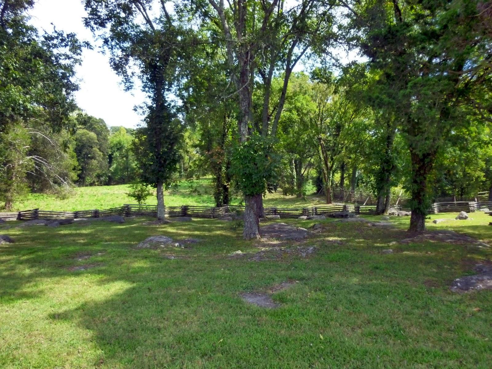 American Travel Journal Stones River National Battlefield