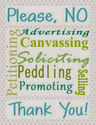 Please-no-advertising-sign