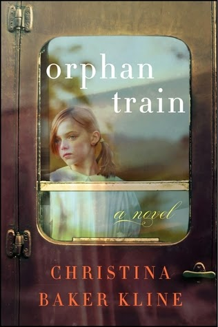 Orphan Train Book Cover Art