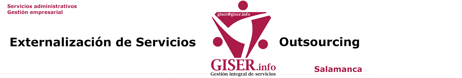 Giser.info Salamanca, externalización de procesos