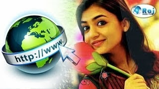 Nazriya's Personal Website - Another Publicity