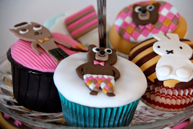 cupcakes personnalises