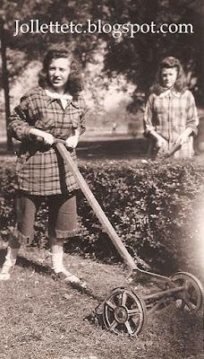 Mary Eleanor Davis Slade Shenandoah College Dayton, VA 1947 http://jollettetc.blogspot.com