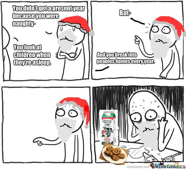 Funny Meme Cartoon : Santa funny meme memes and pics