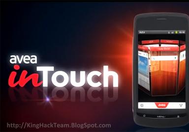Avea kendi akıllı telefonı inTocuh hakkında detaylı bilgileri ...