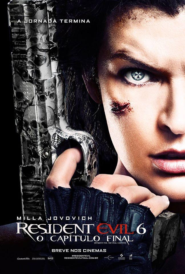Imagens Resident Evil 6: O Capítulo Final Torrent Dublado 1080p 720p BluRay Download