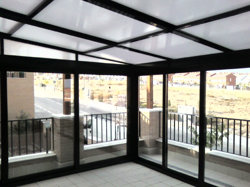 Cerramiento de terraza en tico madrid reformas - Construir habitacion en terraza de atico ...