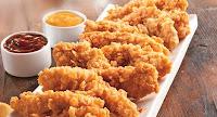 Resep Cara Membuat Chicken Strip KFC Ayam Goreng Renyah