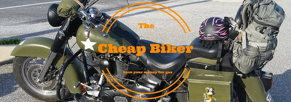 The Cheap Biker