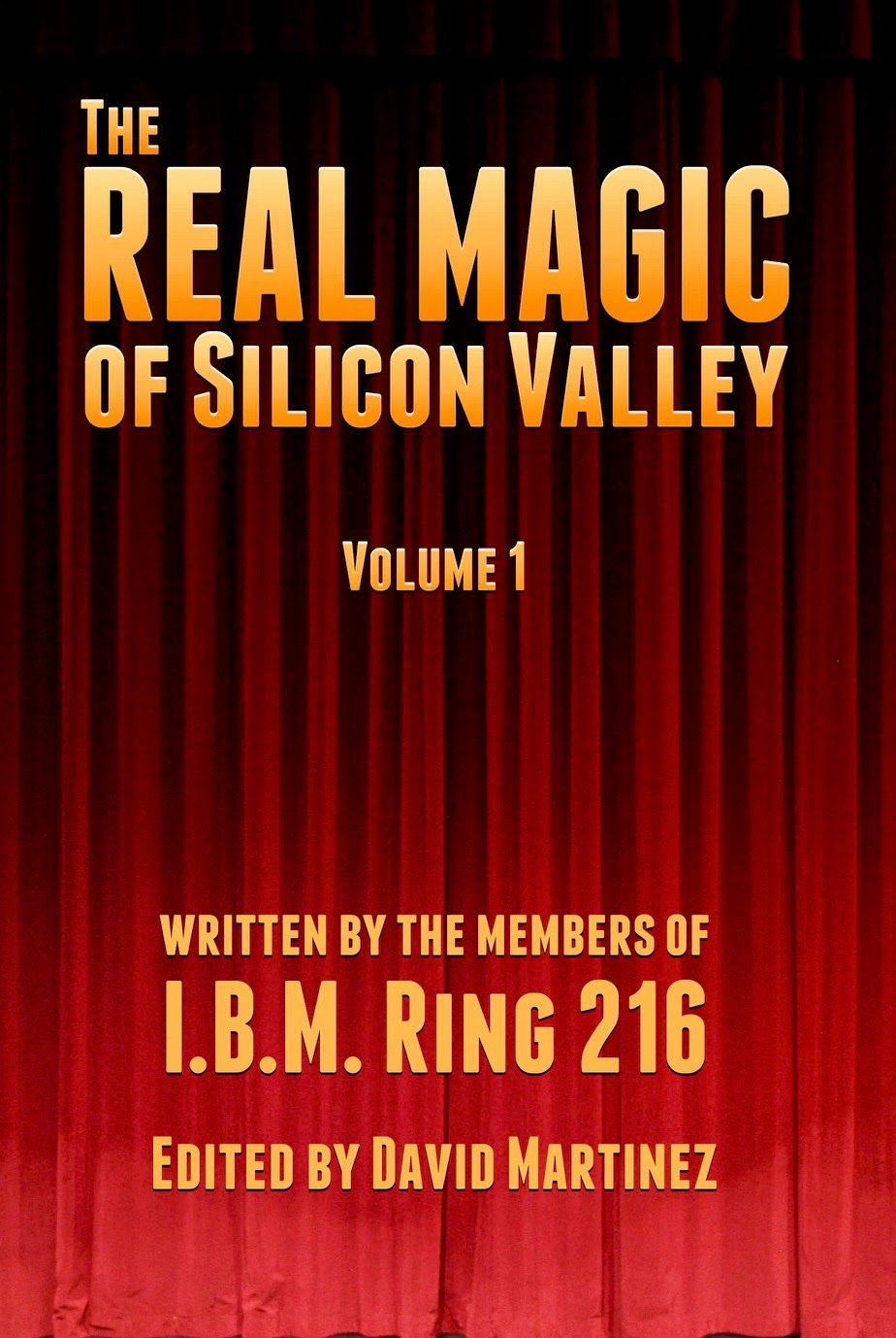 The Real Magic of Silicon Valley, Vol. 1 book cover