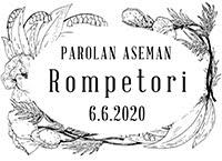 Parolan aseman Rompetori  6.6.2020