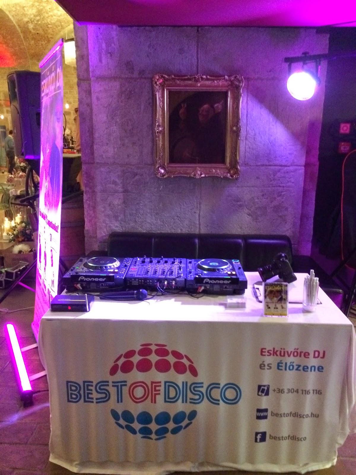 Bestofdisco kiállítás stand