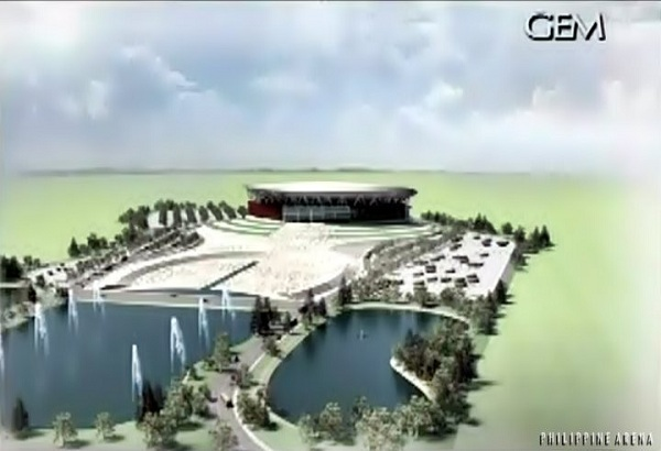 Philippine Arena Design ~ The Largest Arena in the World