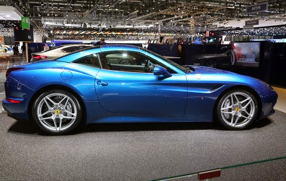 2015 Ferrari California release