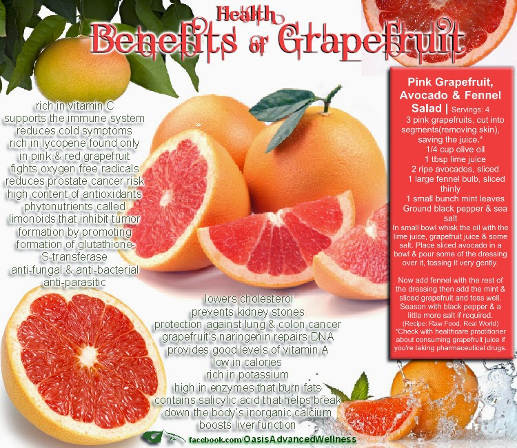 Health Amp Nutrition Tips Health Benefits Of Grapefruit