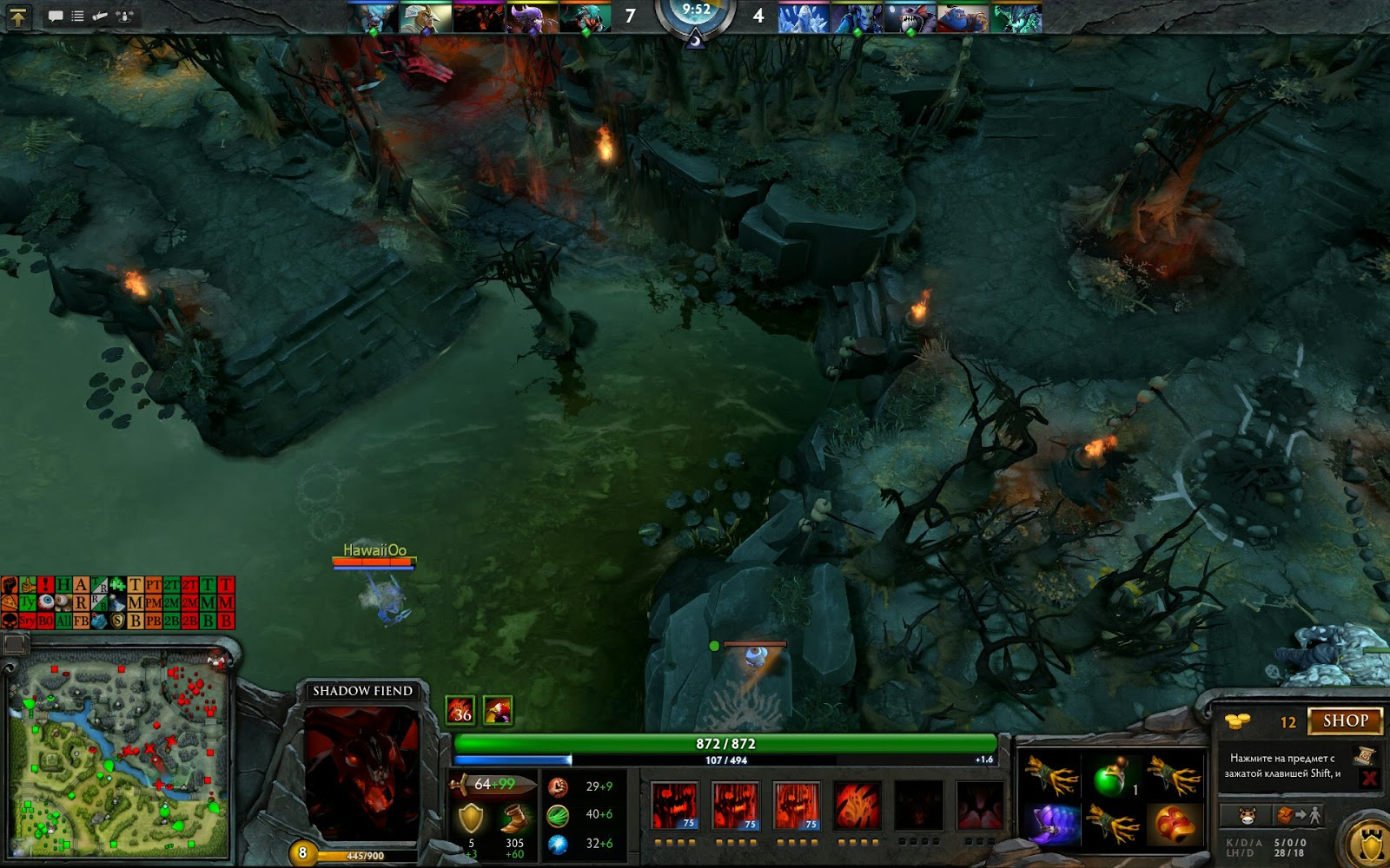 dota 2 steam maphack official site updated v1 7