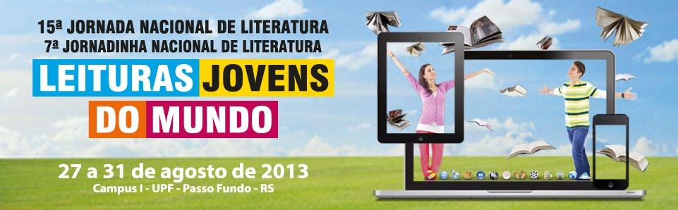 15ª Jornada Nacional de Literatura